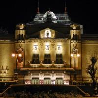 Den Nasjonale Scene, Bergen skal restaureres. Gratulerer.