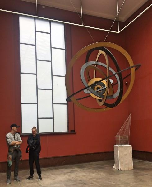 Triennalen i Vigeland Museet