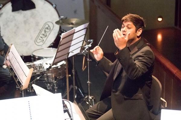 conductor Alpesh Chauhan