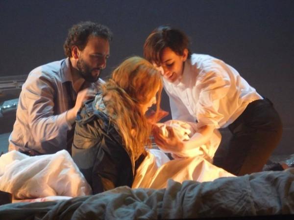 Idomeneo:  Cortellazzi, Sadovnikova, Kelly (final scene)
