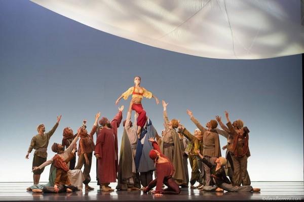 From Le Corsaire with Ballet Capitol de Toulouse.