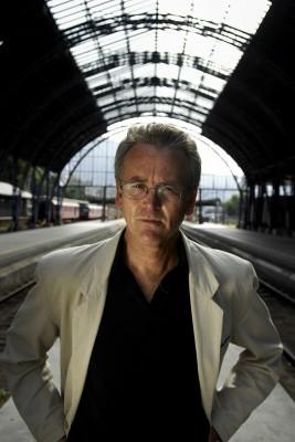 Gunnar Staalesen, Foto Helge Bodvin