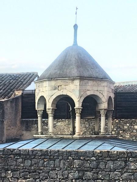 Bath tower,