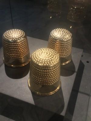 Erik Mortensens Three Gold Timble.