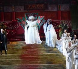 Turandot, Pisaniello, Serafin