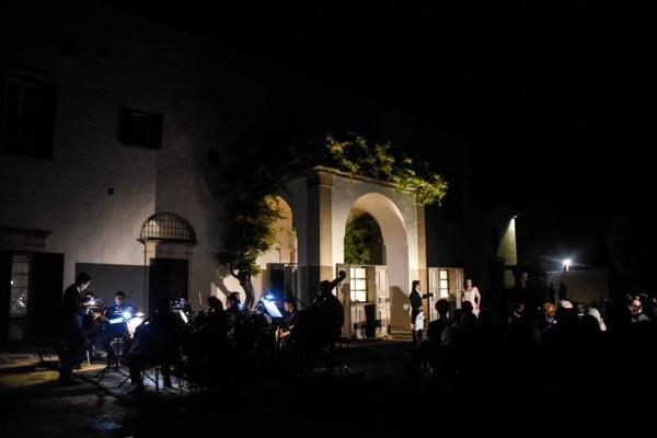 Opera Festival in Martina Francia.