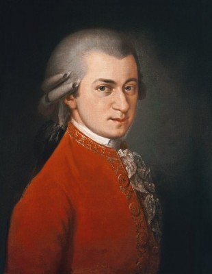 Mozart meets Bach
