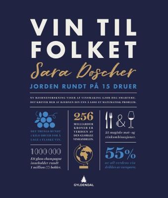 Vin til folket. Foto Gyldendal