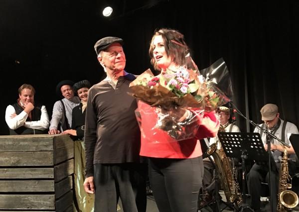 Bjørn Sørlie er initiativtaker og har skrevet mange av sangene til «Tømmermenn». Foto: Liv Baden
