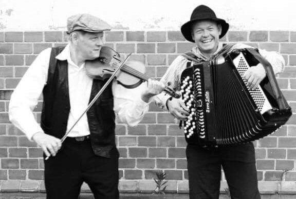 Tømmermenn-musikanter. Foto: Arne Martinsen