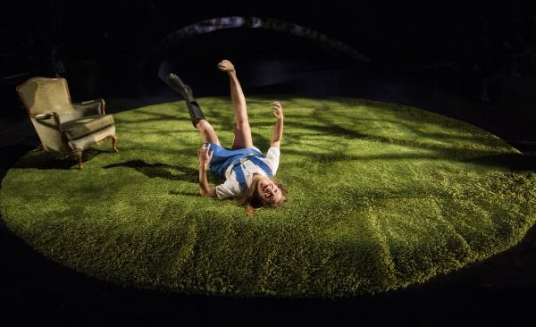 Ballerina -  i sentrum Silje Marie Aker Johnsen som glimrende spiller rollen som Malin.