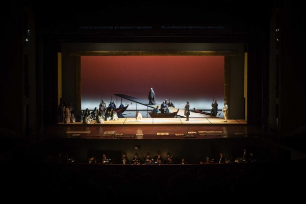 Madama Butterfly, ensemble