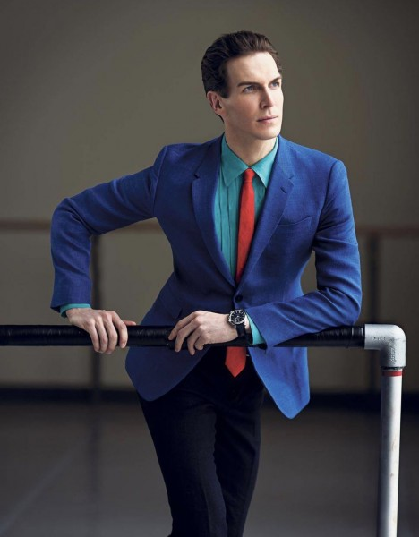 Evan McKie at The Globe and Mail Style Advisor. Javier Lovera photography. (Google Image)