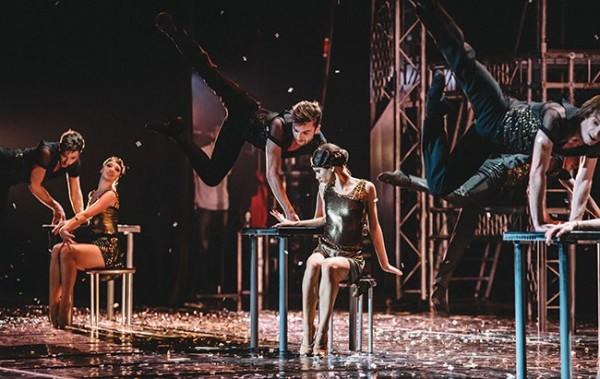 The Great Gatsby at Folies Bergere, Paris