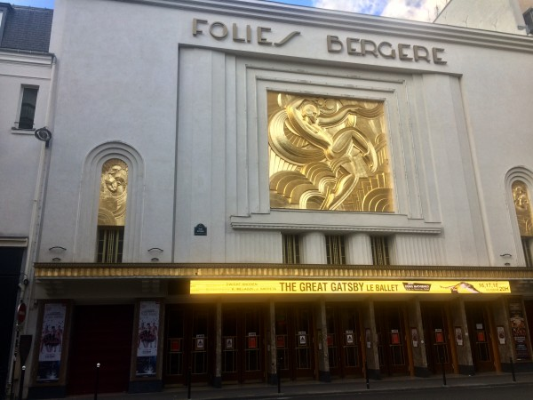 Folies Bergeres in Paris. Foto Henning Høholt