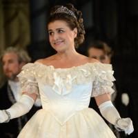 Bartoli is Cinderella, finding her prince. Photo: Alain Hanel.