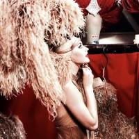 MartineØstensen Skalleberg er nå etter 4 1/2 år i Moulin Rouge kompaniet blitt solist, g kan oppleves i aller forreste rekke på forestillingene. © Moulin Rouge - Foto: Olga Khokhlova.