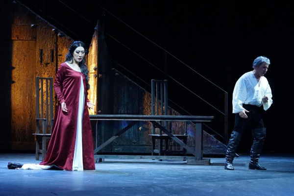 Il Trovatore, Yeo,  Bologna Photo: IMAGINARIUM CREATIVE STUDIO