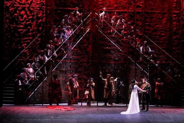 Il Trovatore, Ensemble. Foto: Imaginarium Creative Studio.