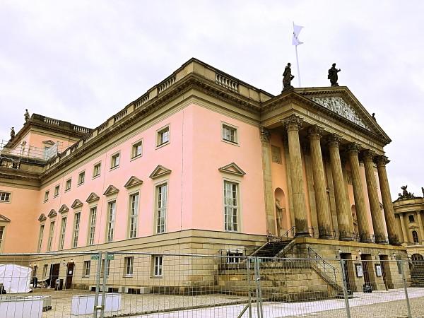 REOPENING Deutsche Staatsoper, Berlin 7.th Desember 2017.  275 years Jubilee Concert. Foto Tomas Bagackas