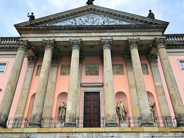 Deutsche Staatsoper, Berlin, foto Henning Høholt.