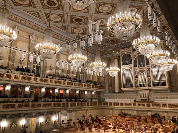 Staatskapelle concerthall, Berlin. Foto Henning Høholt