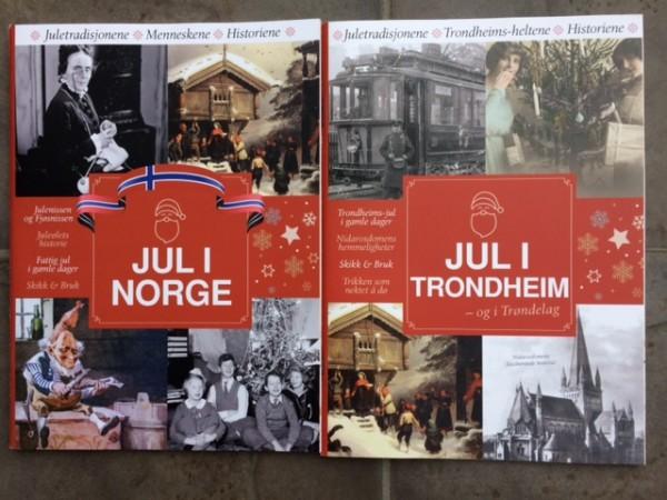 Jul i Norge, Jul i Bergen, Jul i Trondheim osv.