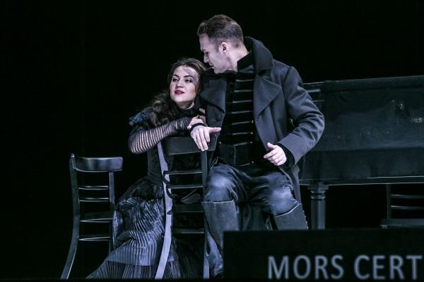 Venera Gimadieva (Lucia di Lammermoor), Edgaras Montvidas (Sir Edgardo di Ravenswood)